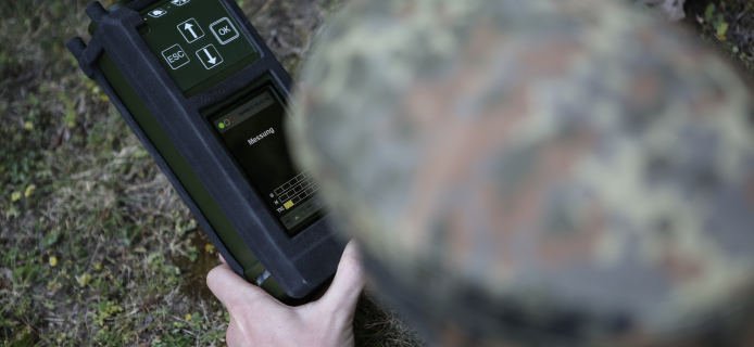 New Portable Detector for Chemical Warfare Agents